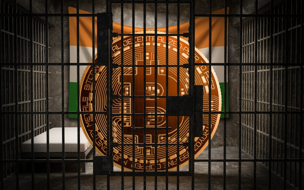 inde interdit cryptomonnaies