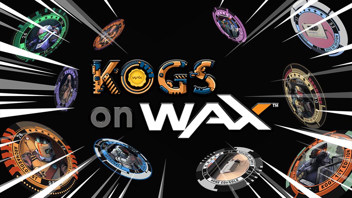 kogs wax