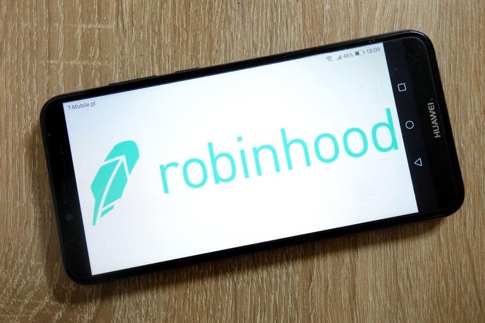Robinhood cryptomonnaies