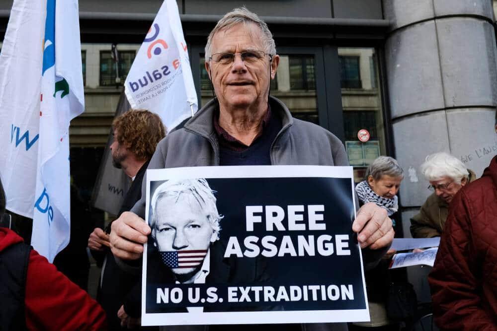 soutien julian assange bitcoin