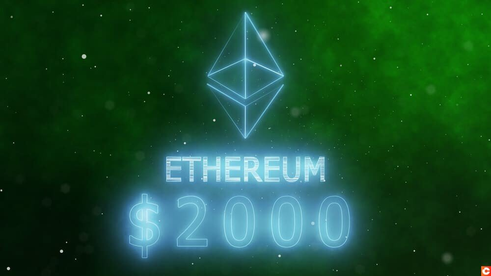 ether ethereum 2000 $
