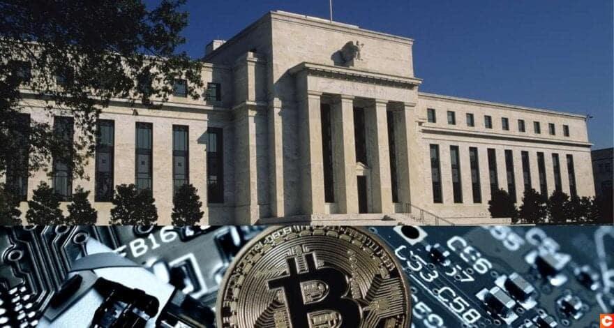 La FED déclare que le Bitcoin (BTC) est un rival de l'or - Cointribune