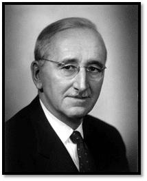 Portrait de Friedrich Hayek