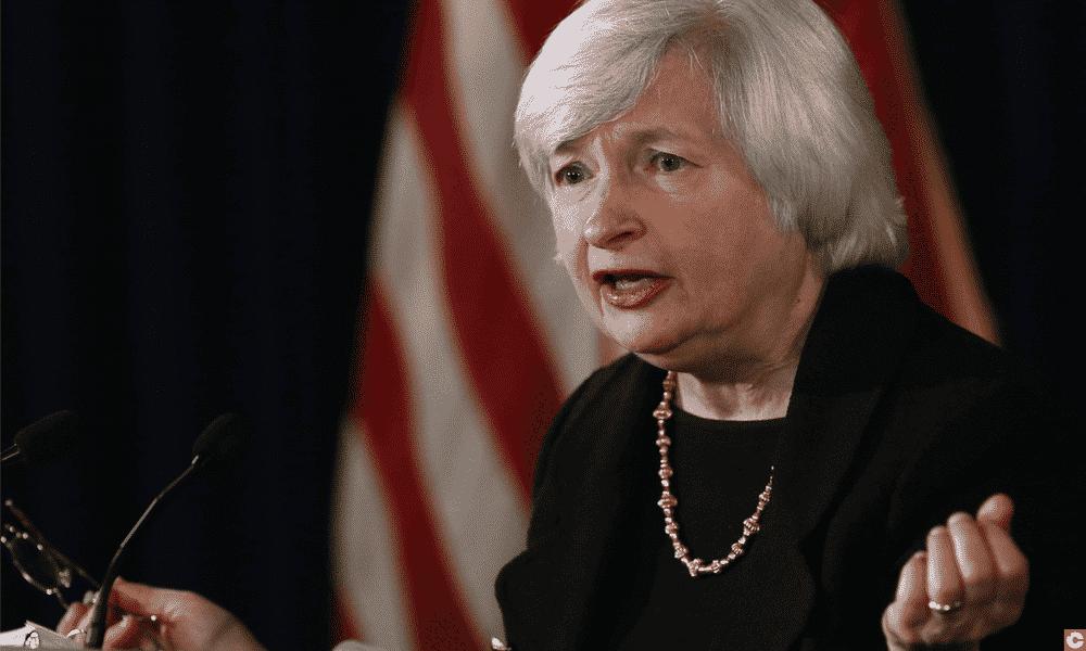 Quand Janet Yellen dit que le Bitcoin (BTC) est extrêmement inefficace.. - Cointribune