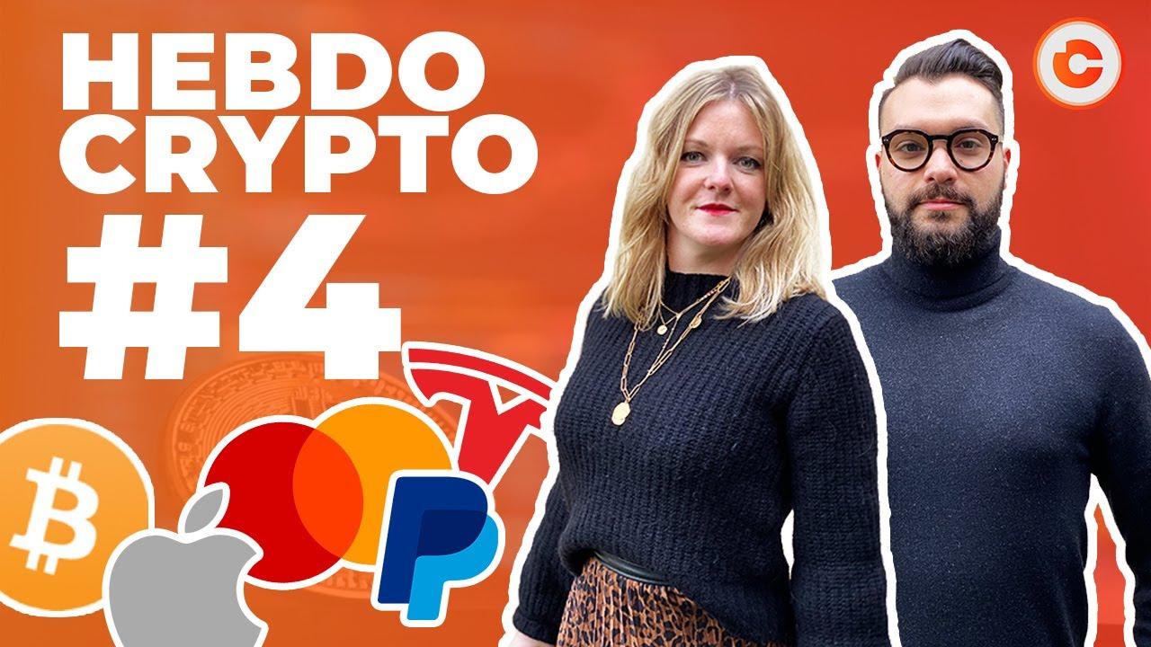 Hebdo Crypto #4 – Le Bitcoin (BTC) au sommet & des cryptos à gogo chez Mastercard et Paypal - Cointribune