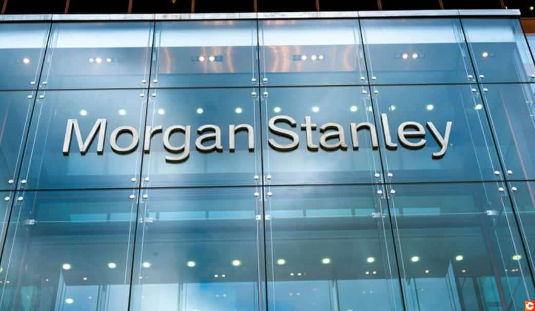 Morgan Stanlay Bitcoin Inflation