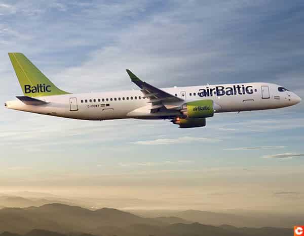 airbaltic accepte le dogecoin et l'ether