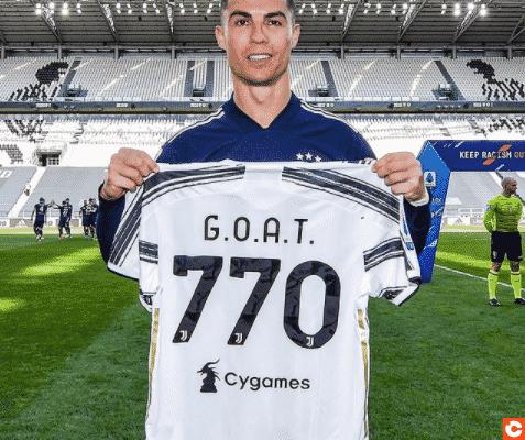 Ronaldo NFT