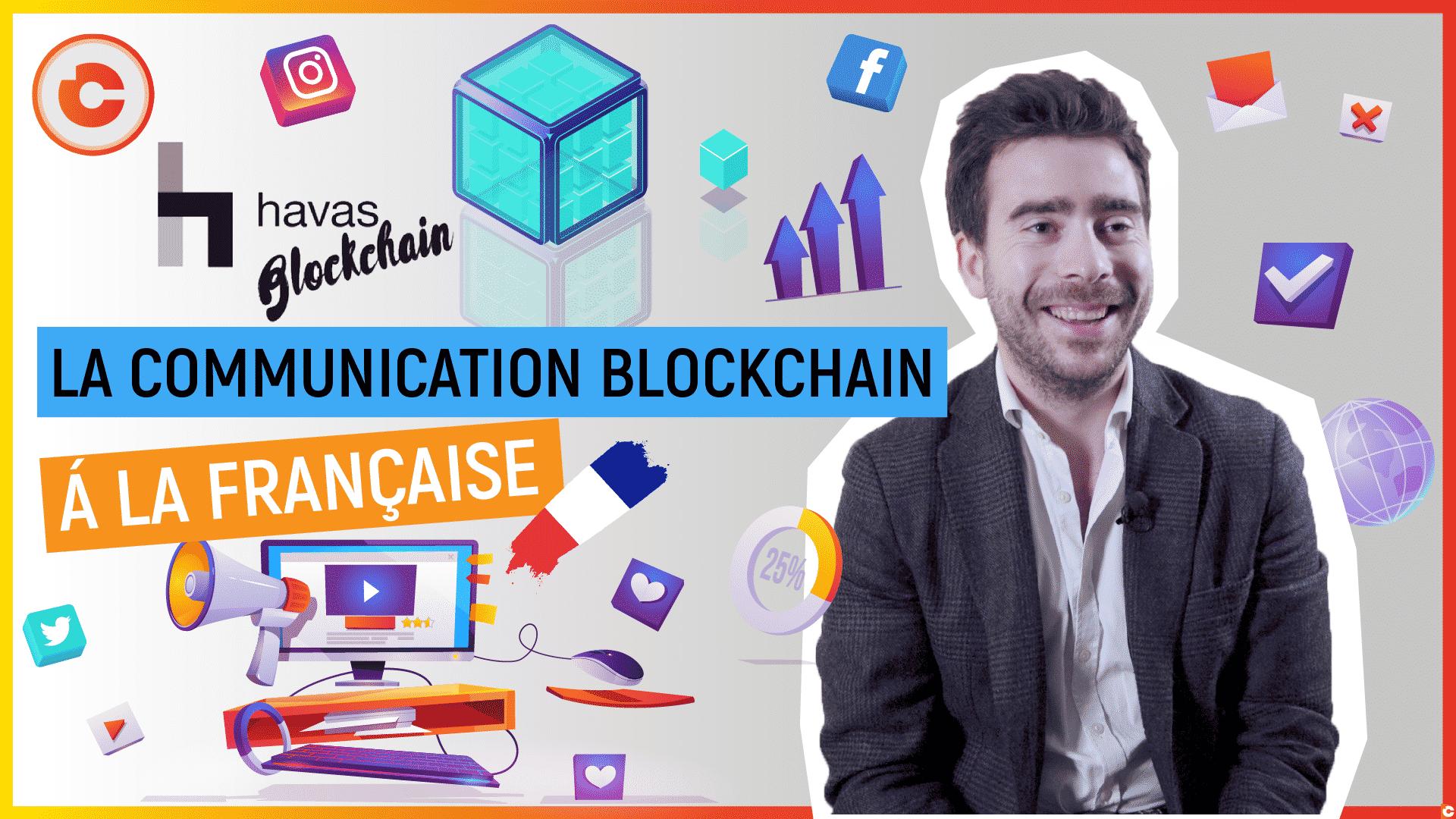 Havas Blockchain Gael Durand-Perdriel