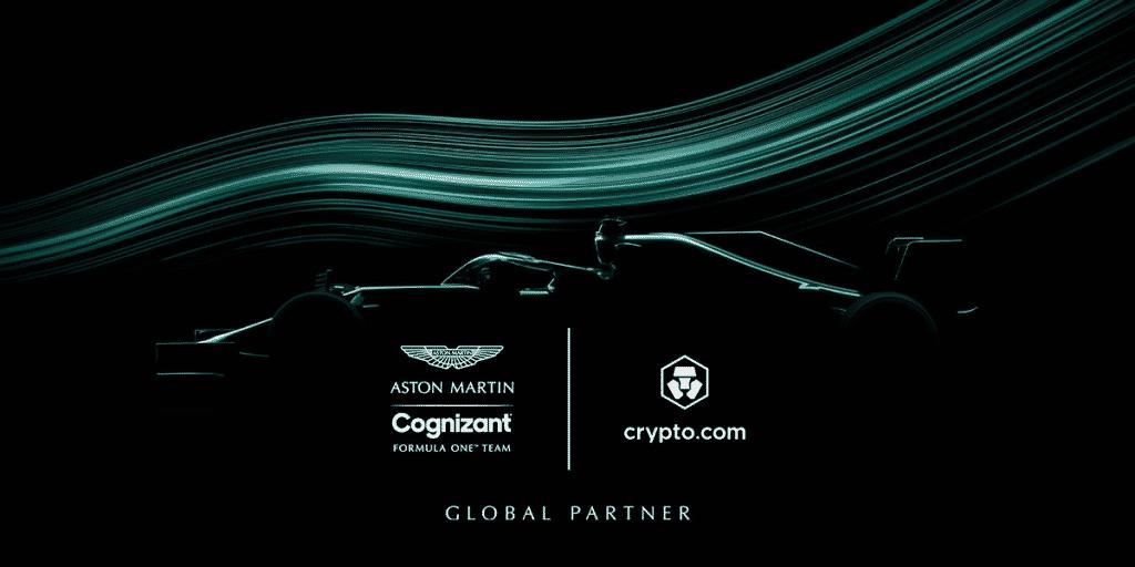 Crypto.com et Aston Martin