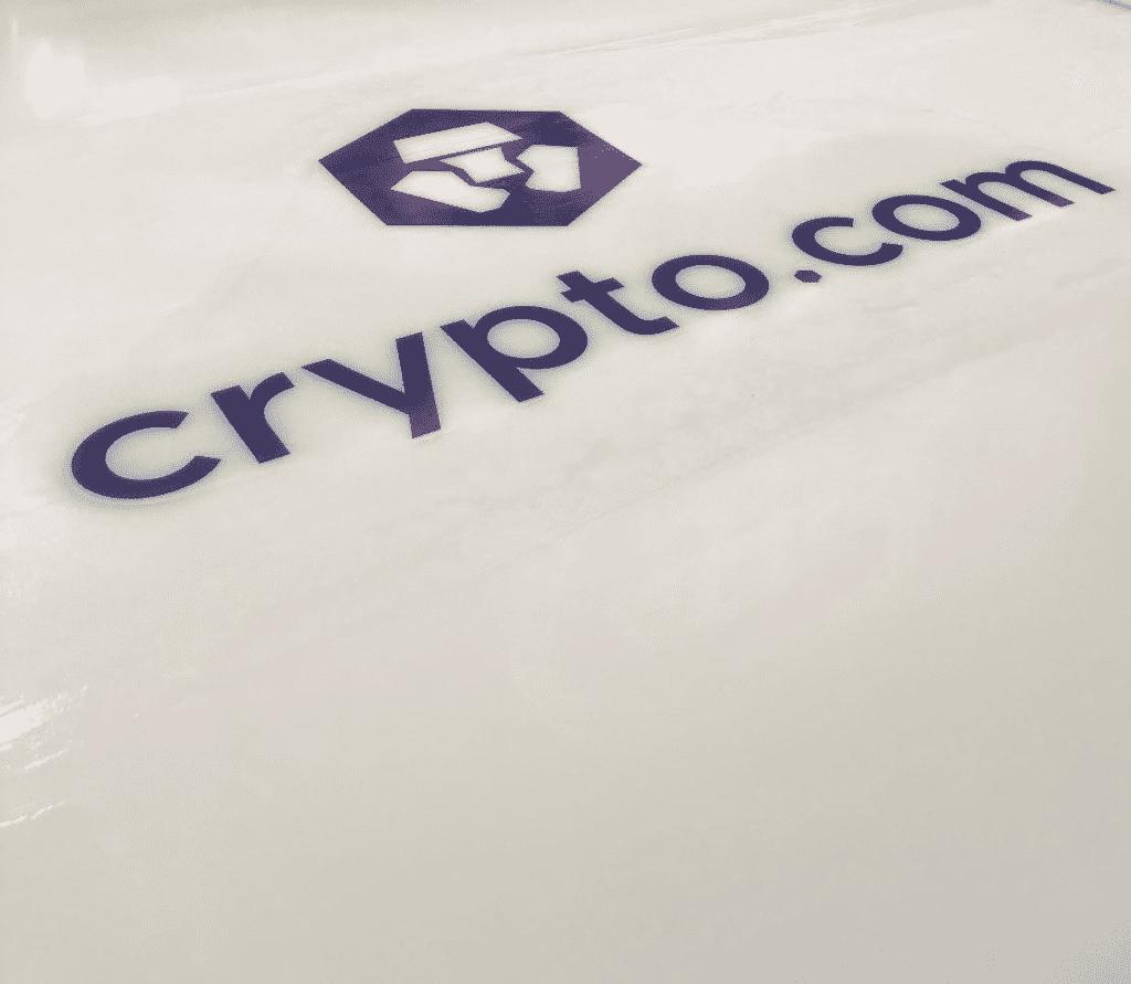 crypto.com et NHL