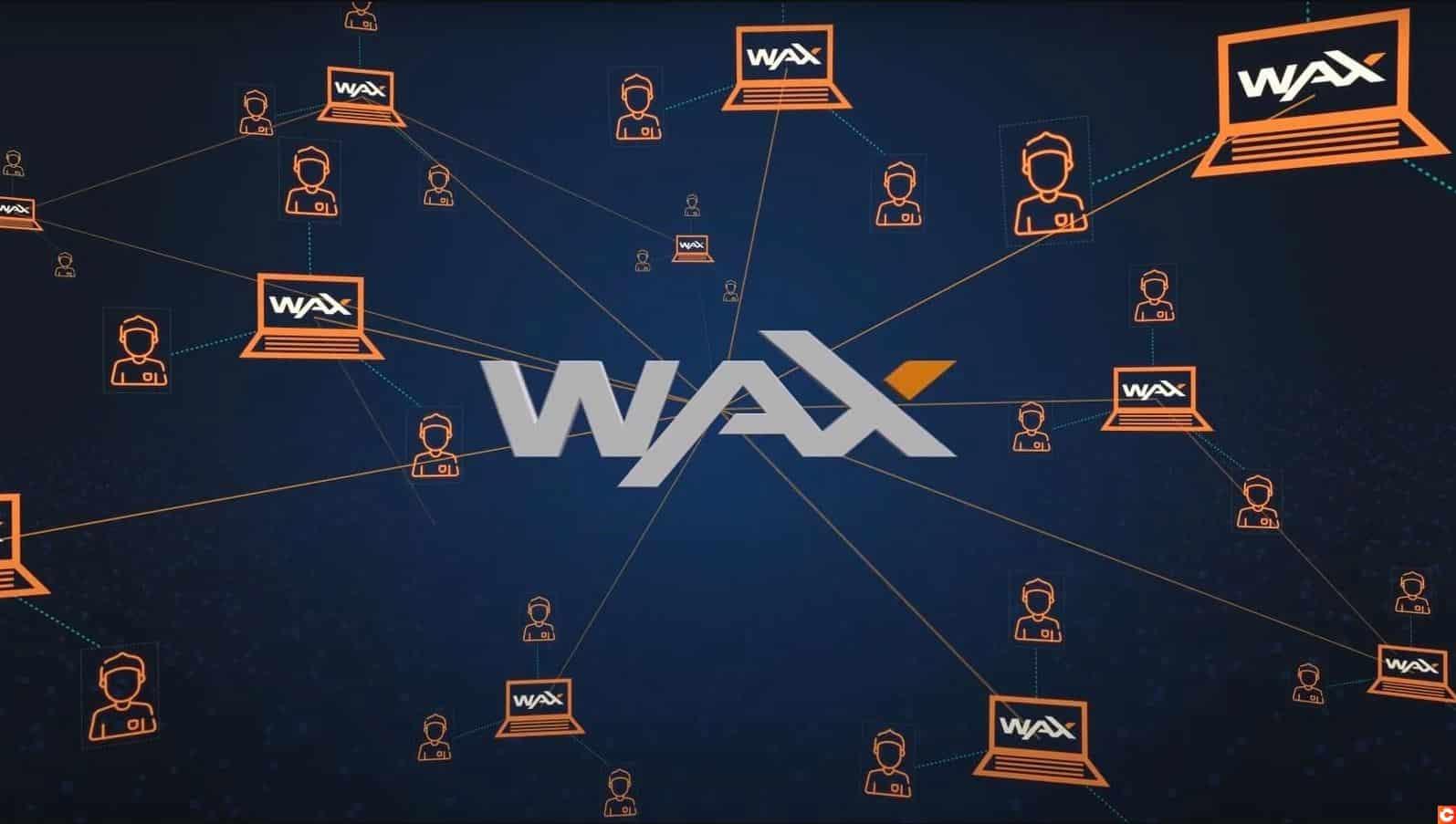 WAX blockchain