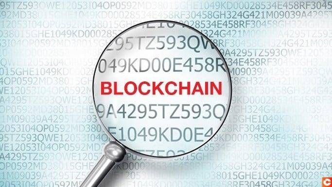 blockchain loupe
