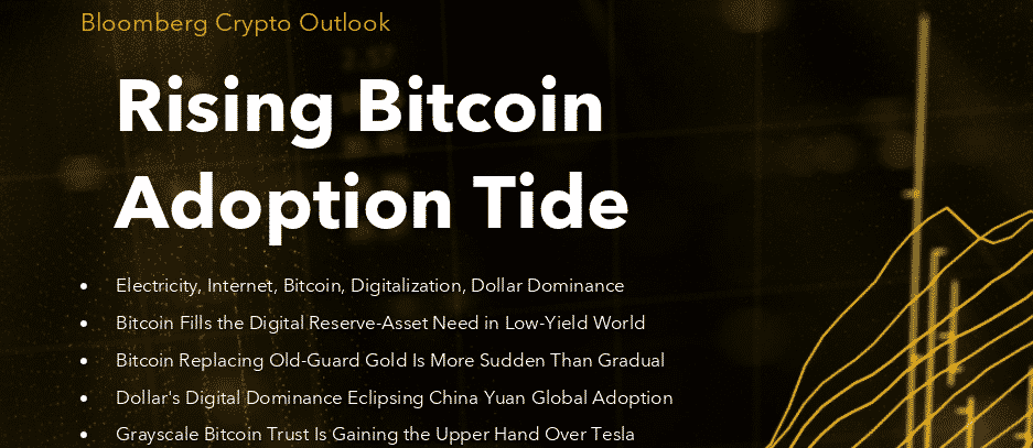 Bloomberg crypto outlook