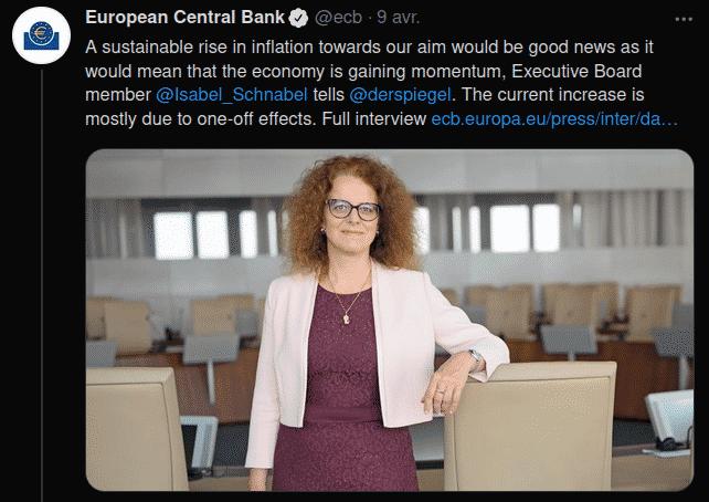 ecb Isabel Schnabel