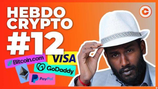 Aujourd'hui dans l'hebdo crypto, Velleyen fait le tour d'horizon des gros titres de la semaine passée. Roger VER ne vend pas Bitcoin.com, Peter Thiel