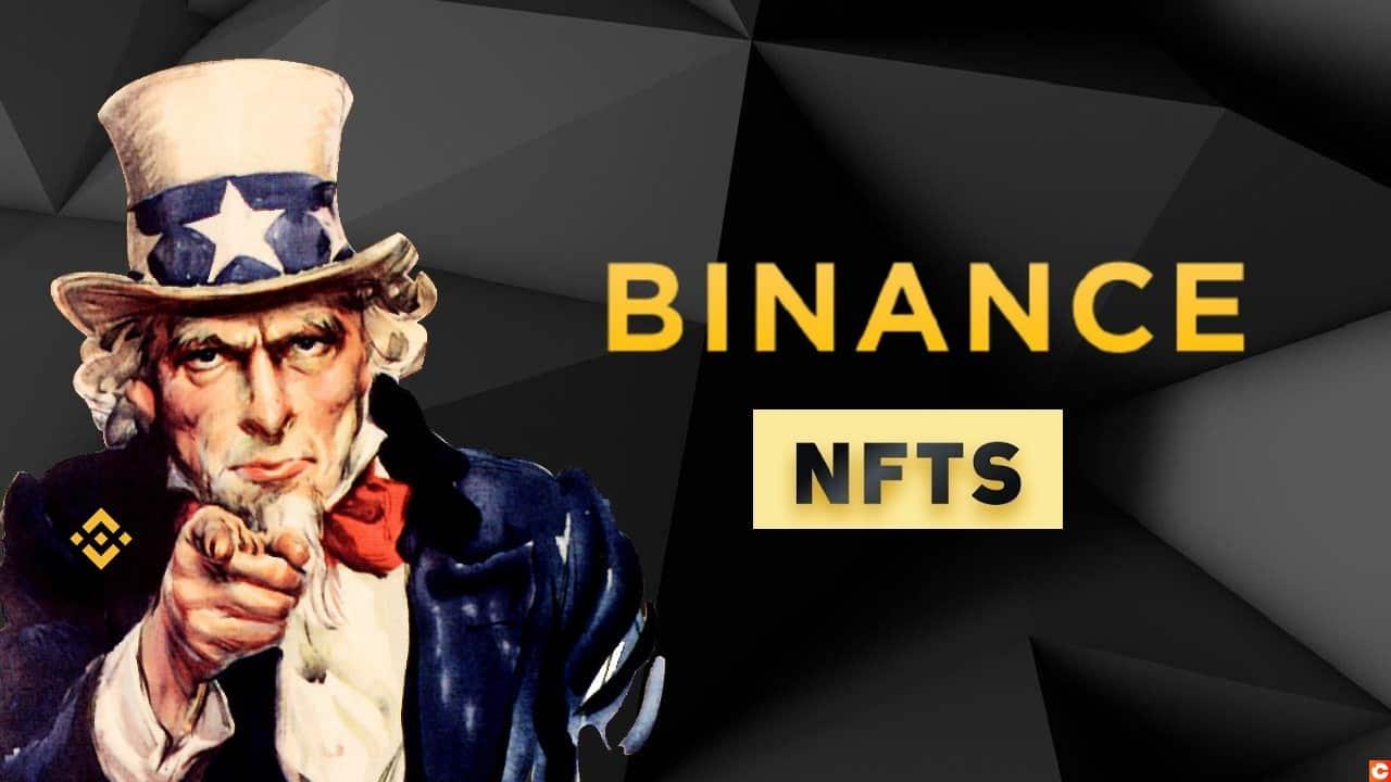 Binance NFT - We Want You