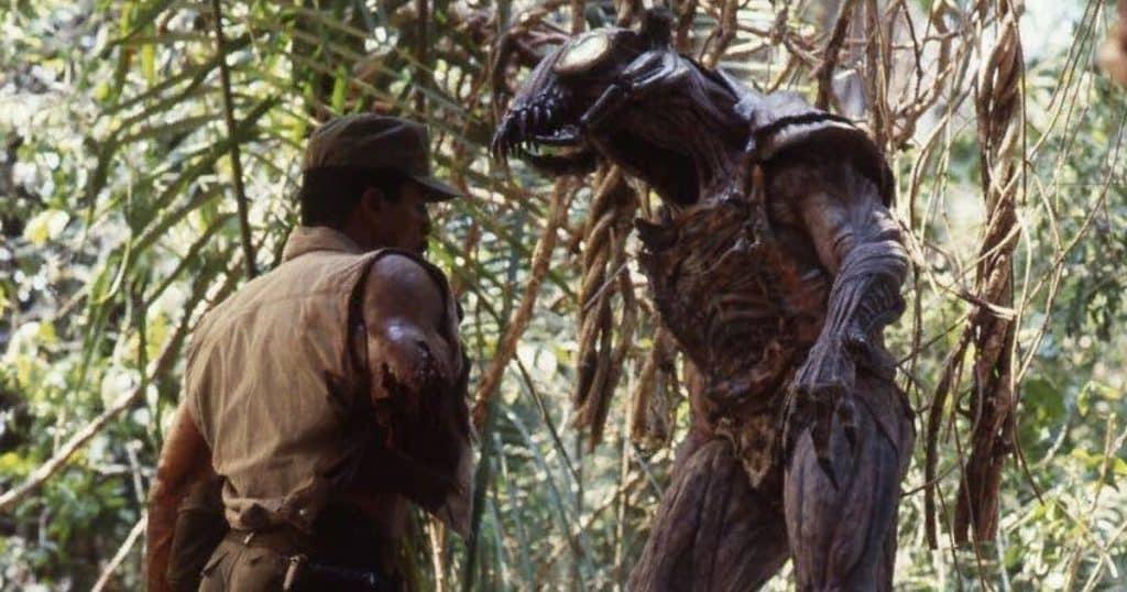 Le costume du Predator d'origine