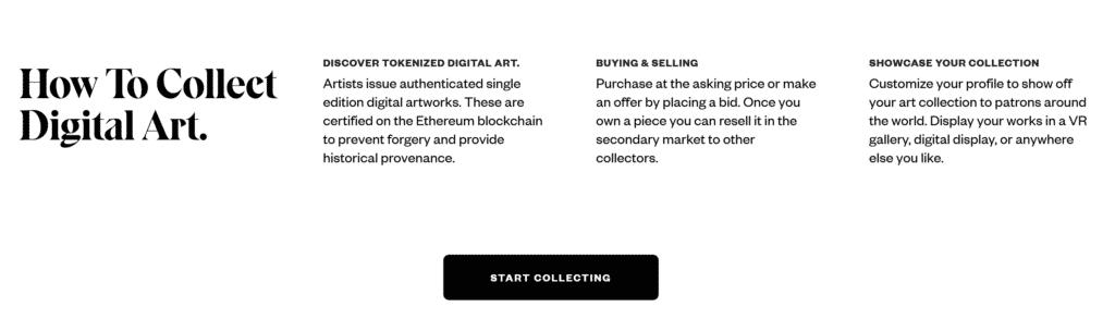 SuperRare - Collect Digital Art