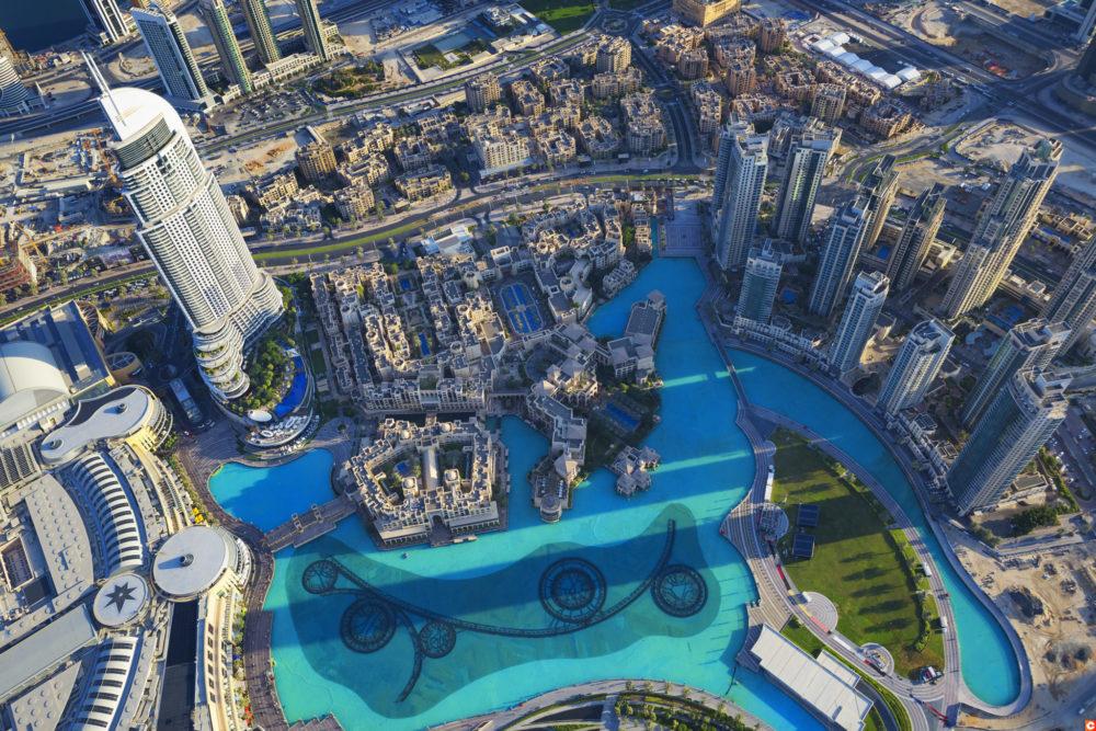 Dubai City View