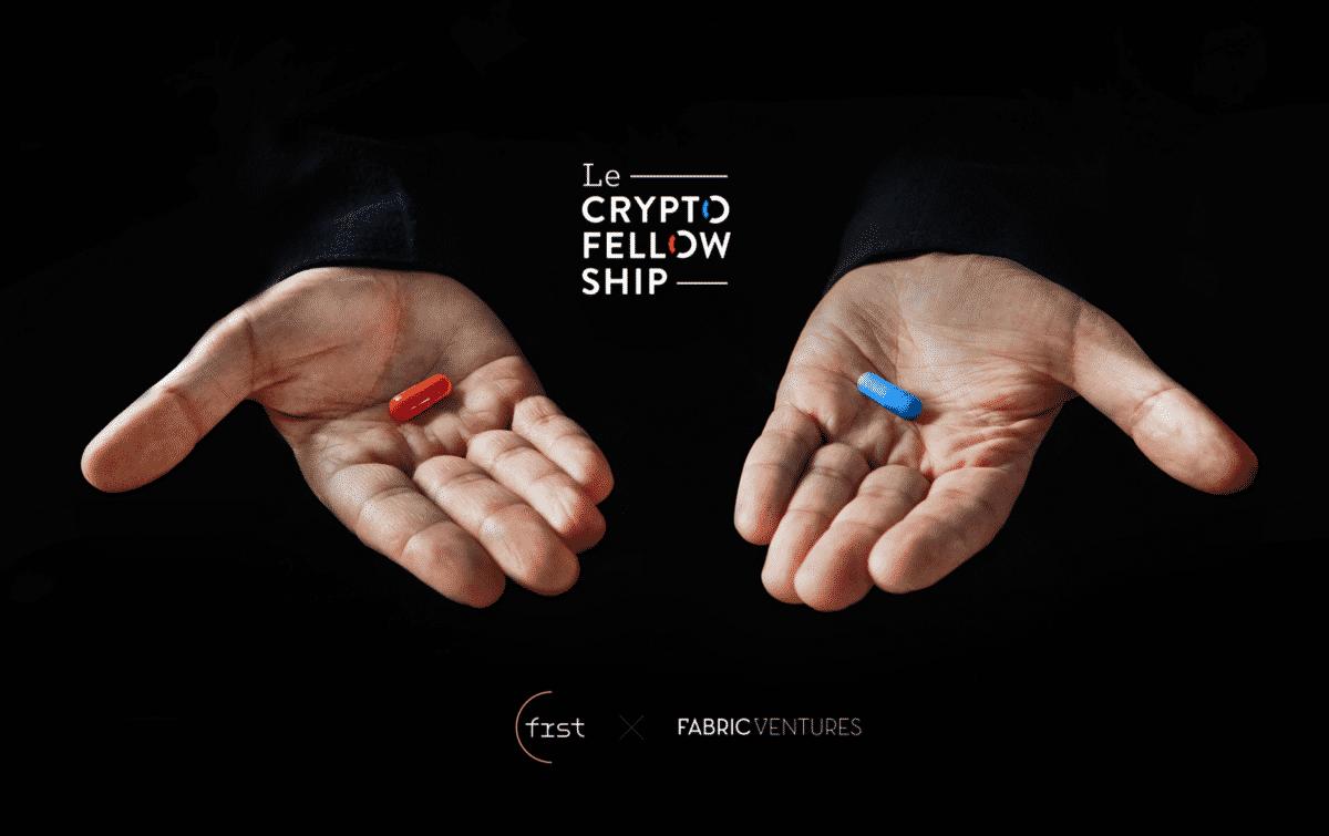 The Crypto Fellowship logo
