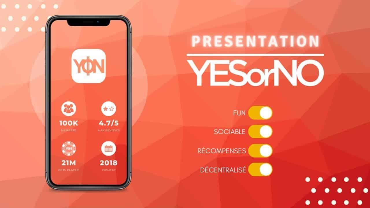 YesorNO presentation