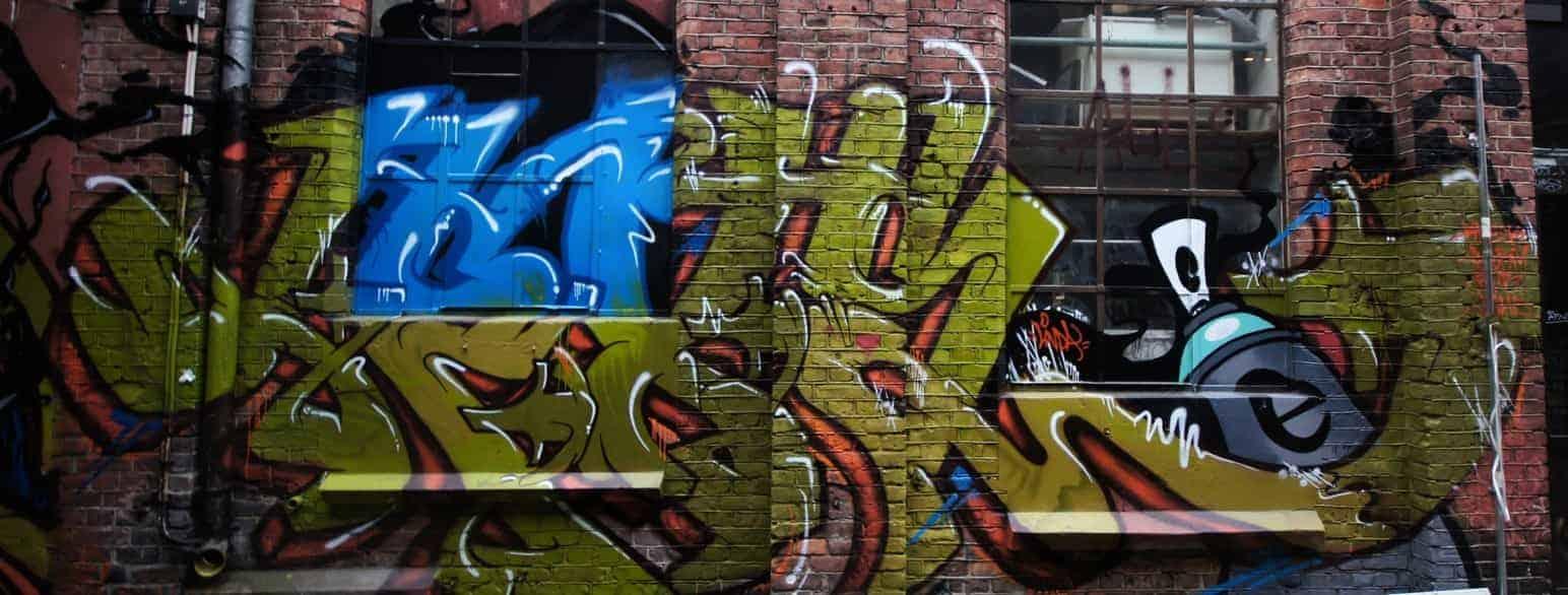 Hip-hop graff