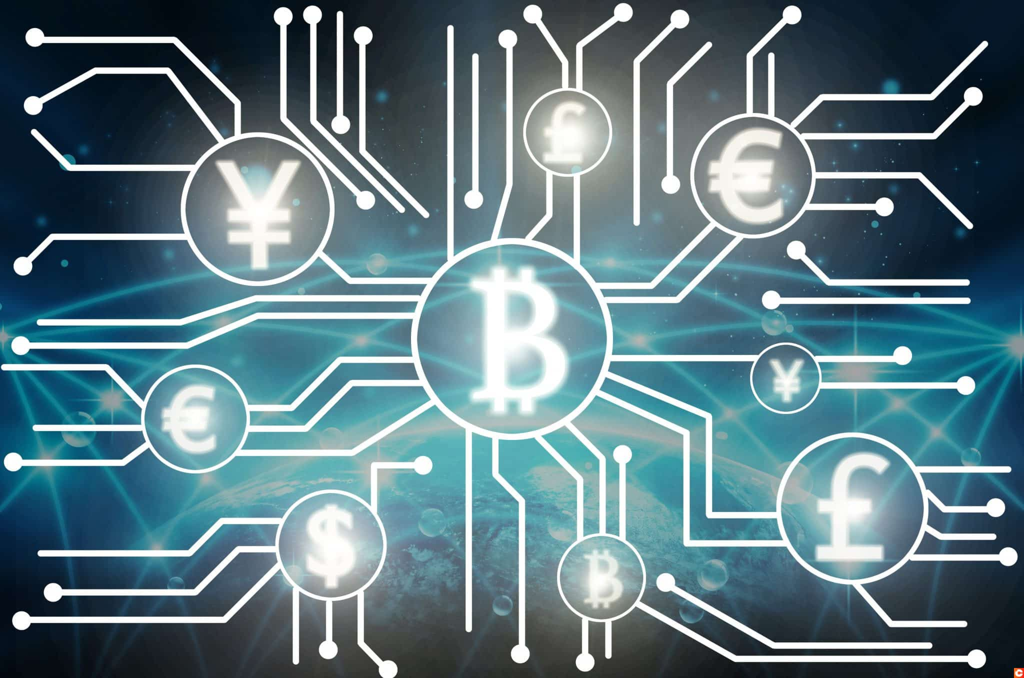 digital money concept