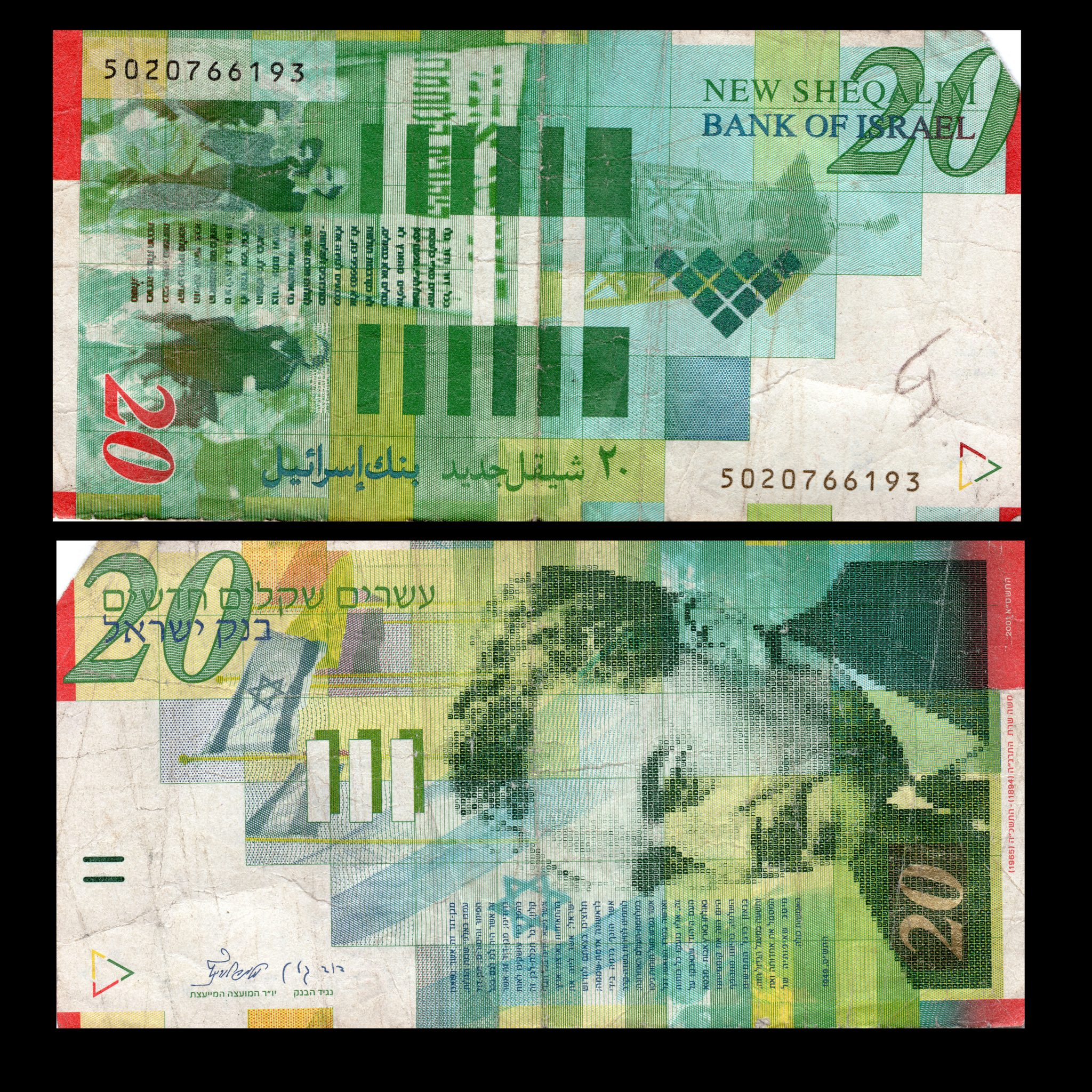Foreign Currency Israel