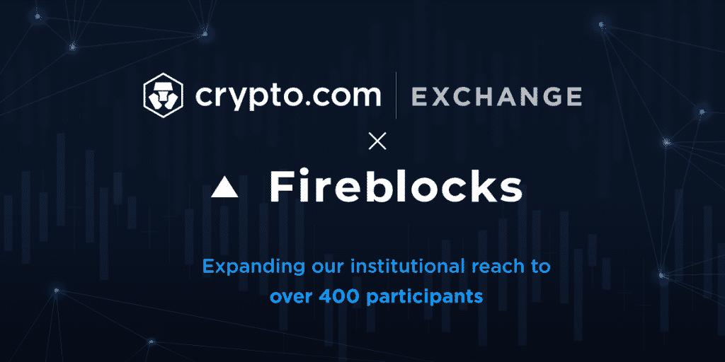 Un partenariat avec Fireblocks