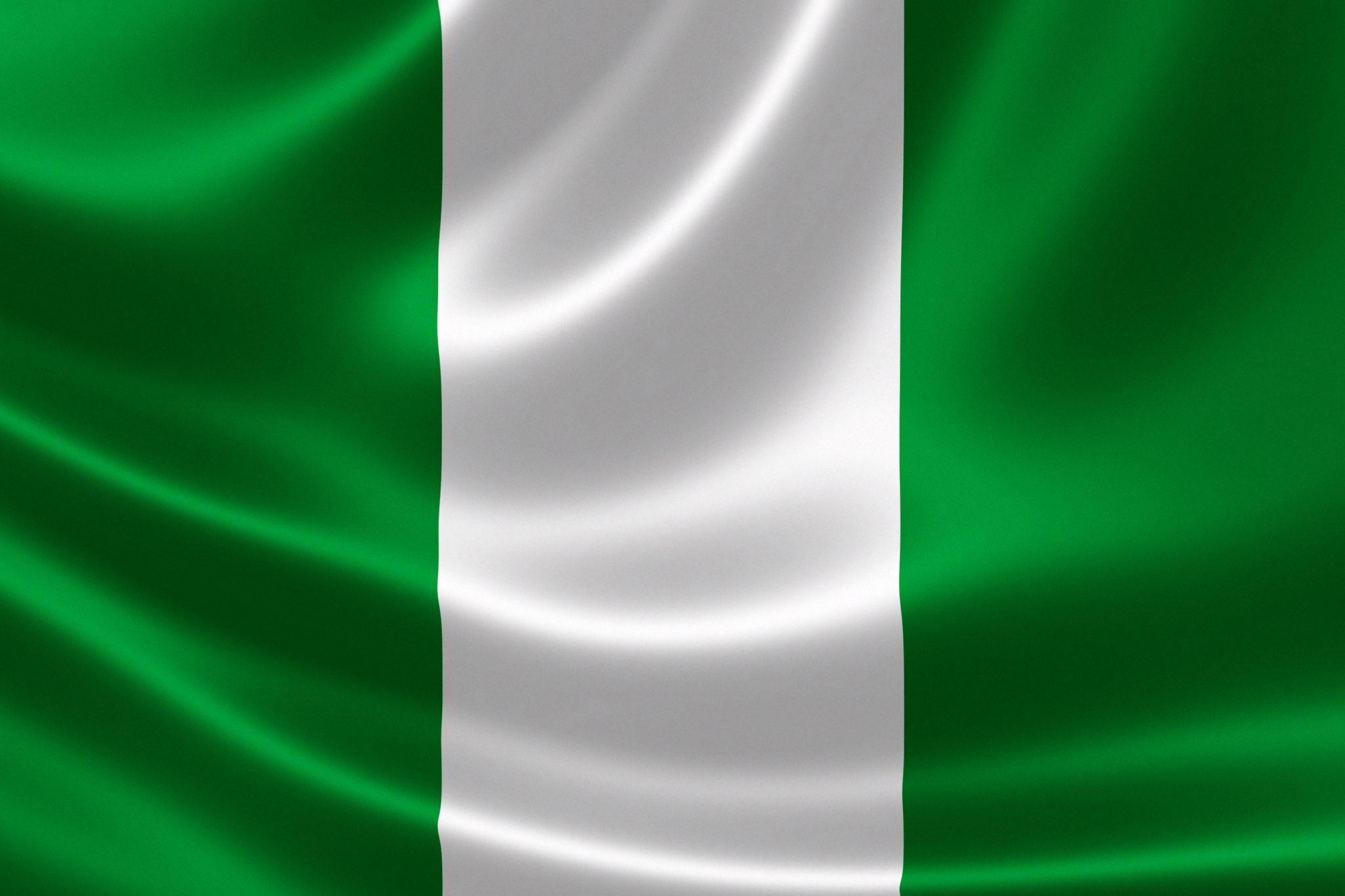 Nigeria's National Flag