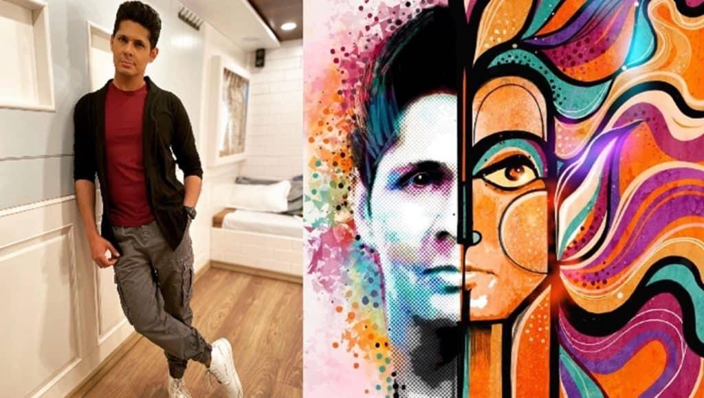 Vishal Malhotra, l'acteur de Bollywood et l'animateur d'émissions de télévision, qui est devenu début juillet la première célébrité indienne à produire et à vendre un NFT