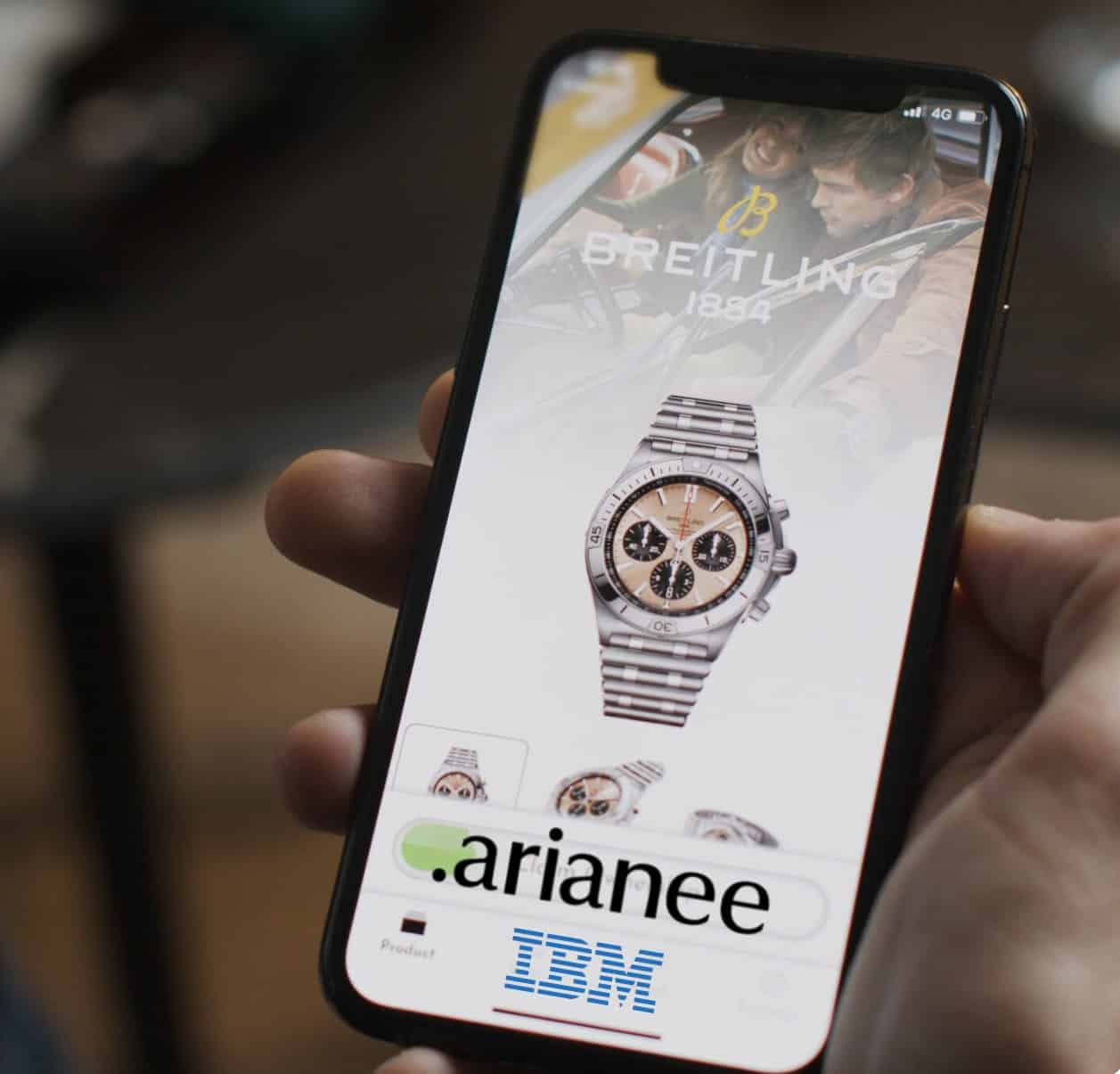 Arianee x IBM