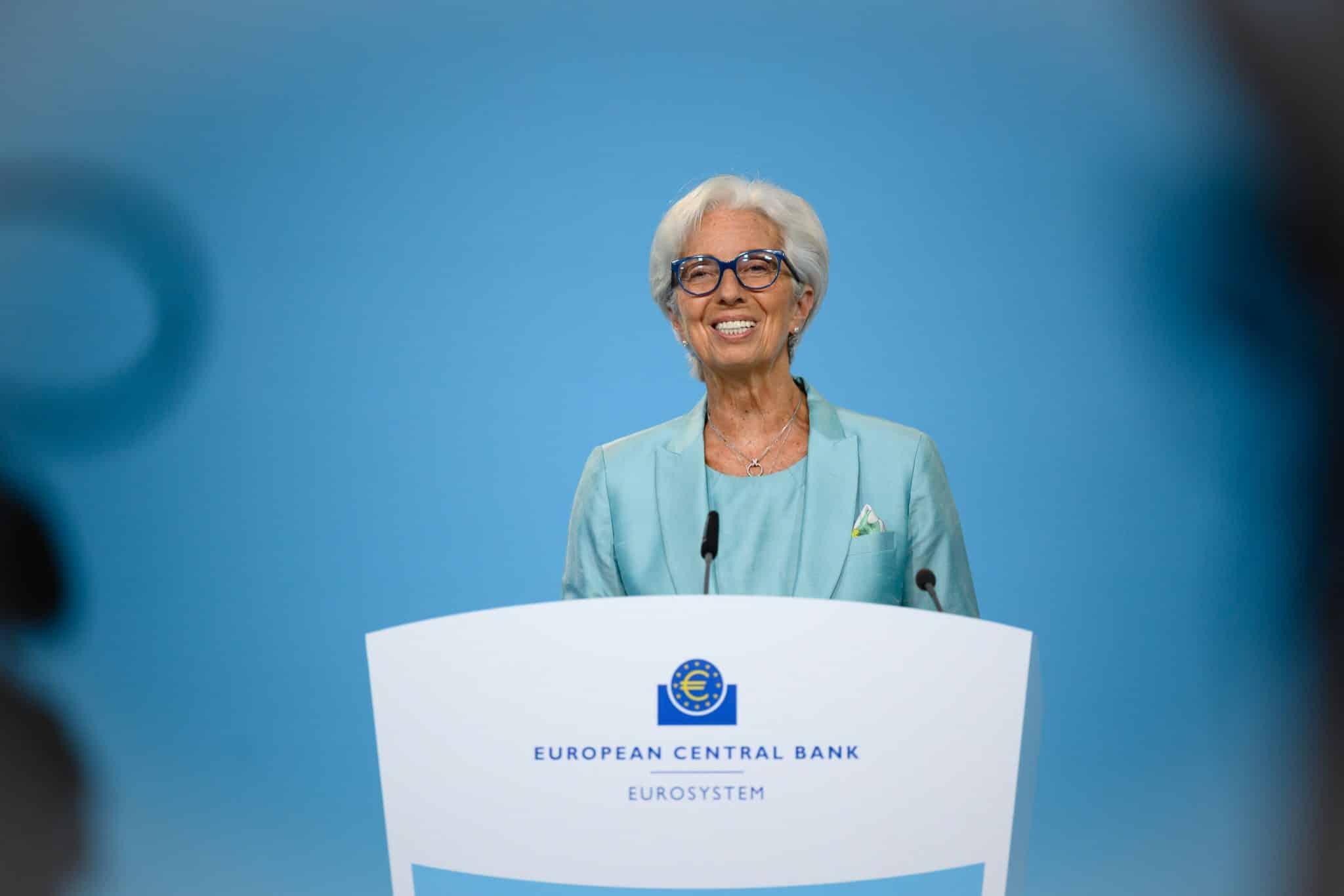 Annonces de la BCE : quel impact sur Bitcoin (BTC) et les cryptomonnaies ? - CoinTribune