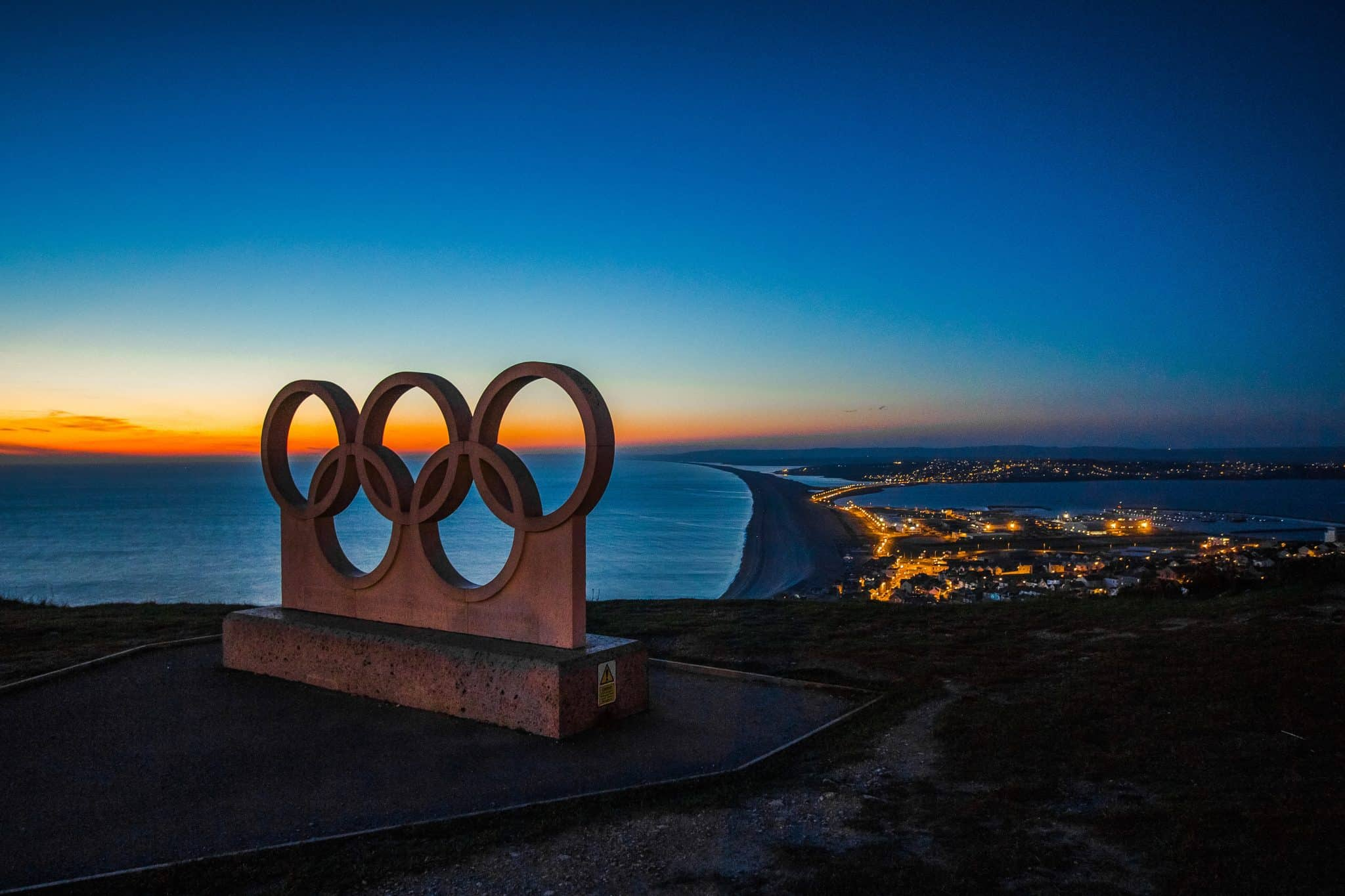 Olympic games crypto