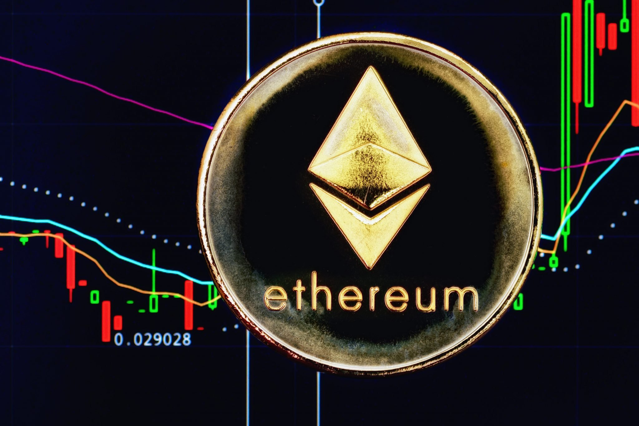 Crypto currency Ethereum
