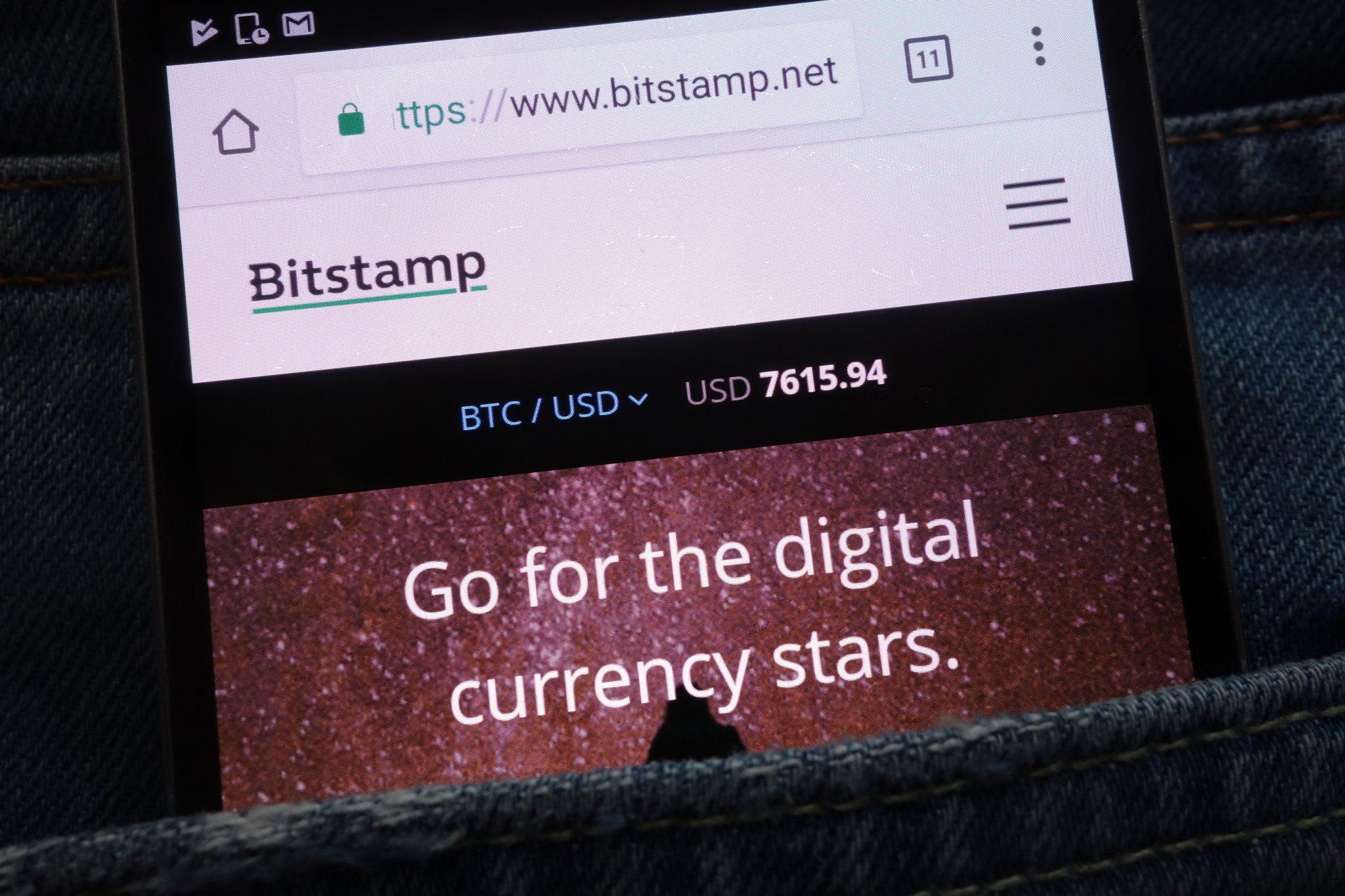 Bitstamp EurT
