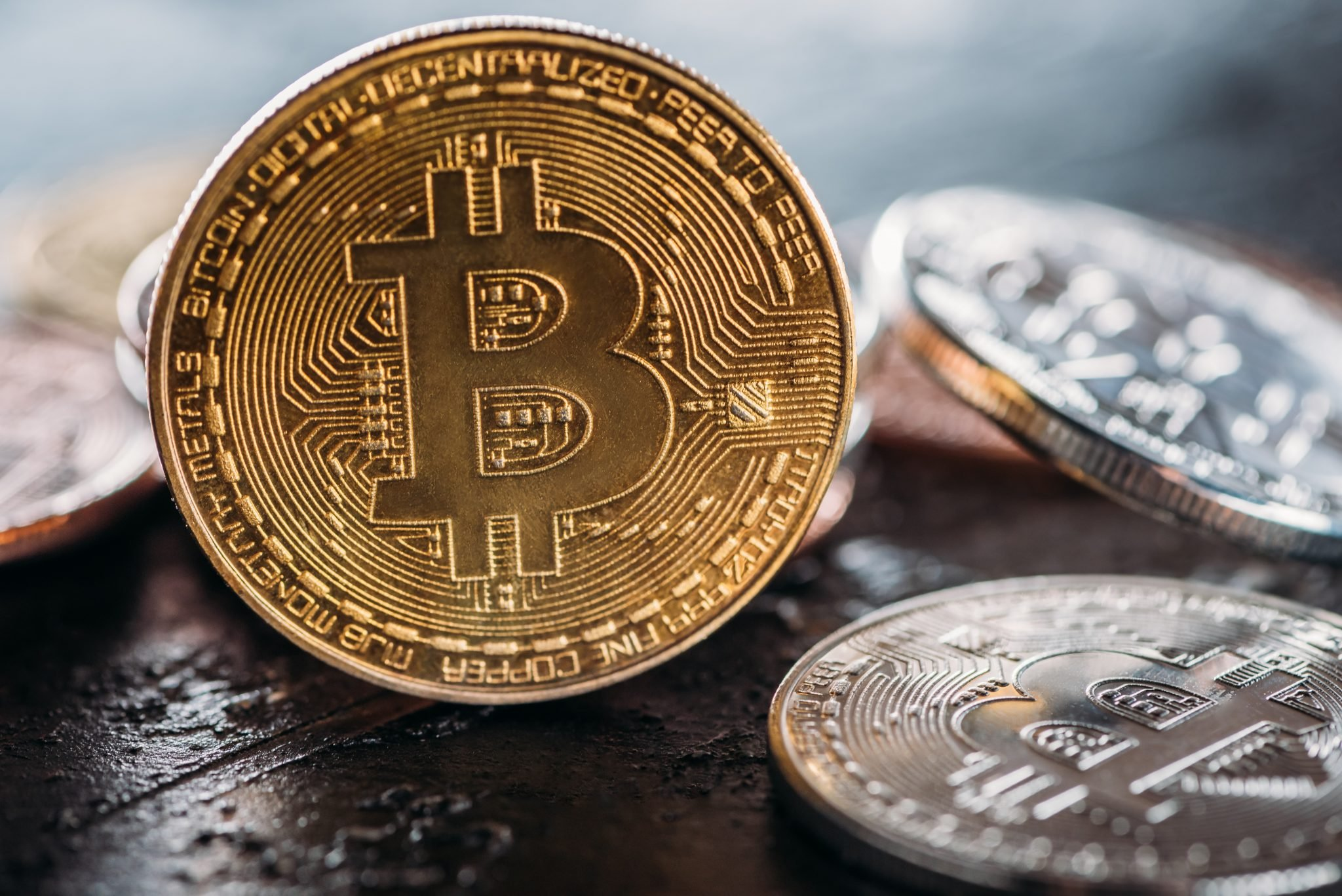 trading range bitcoin