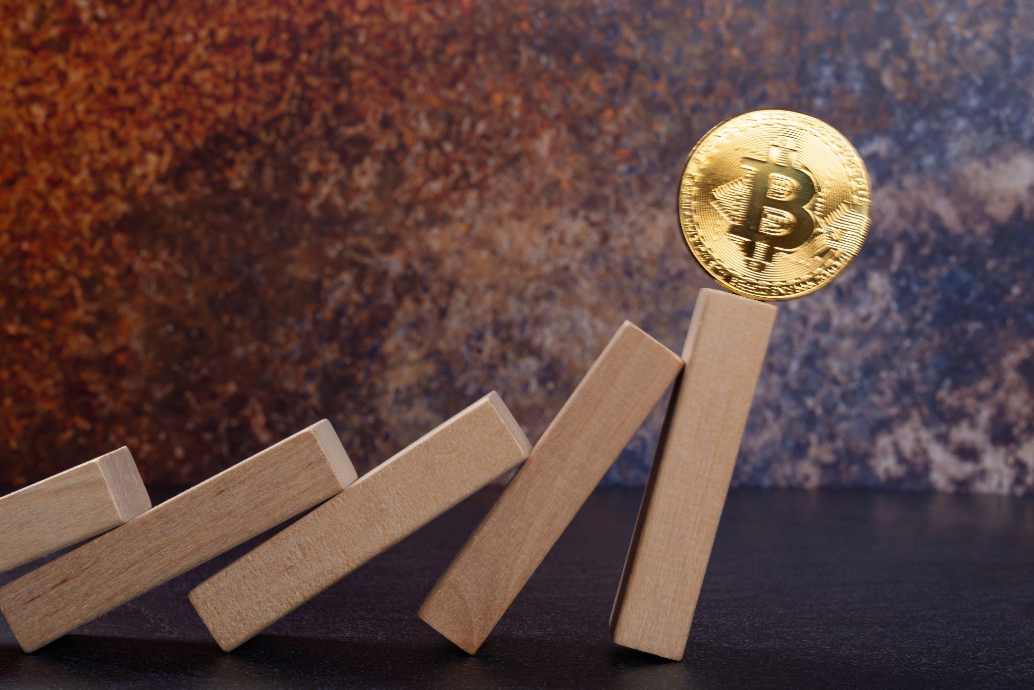 Bitcoin (BTC), seule échappatoire à l'écroulement du système
