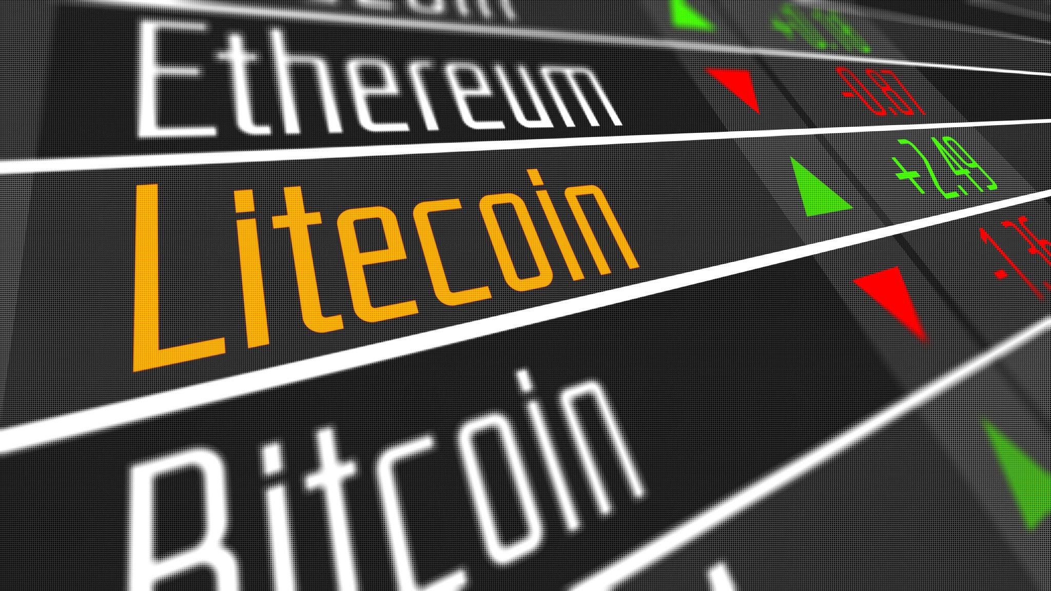 Litecoin Crypto Currency Market