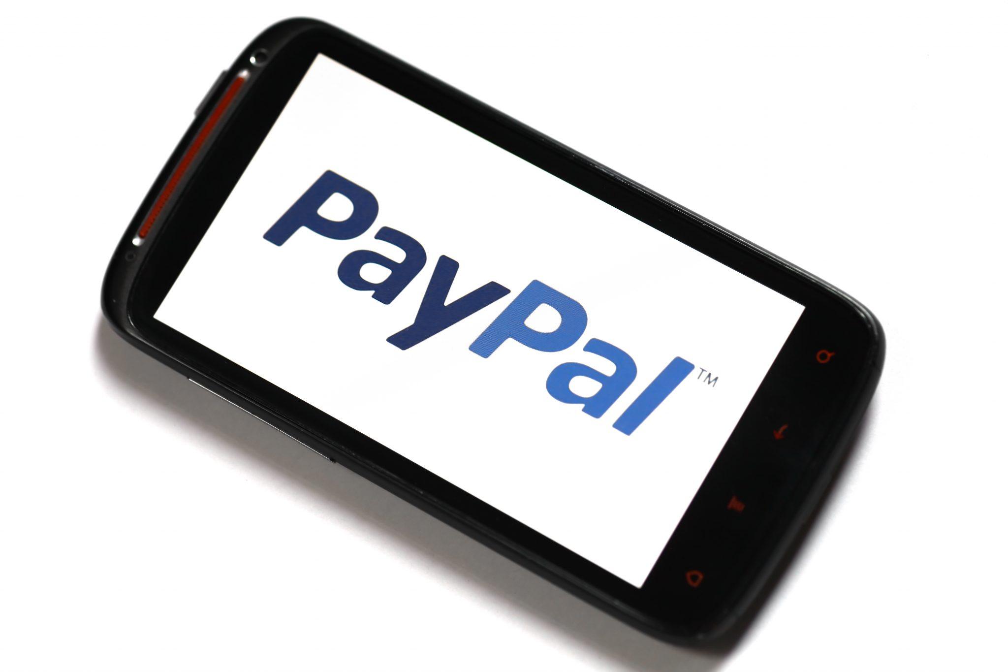 PayPal phone