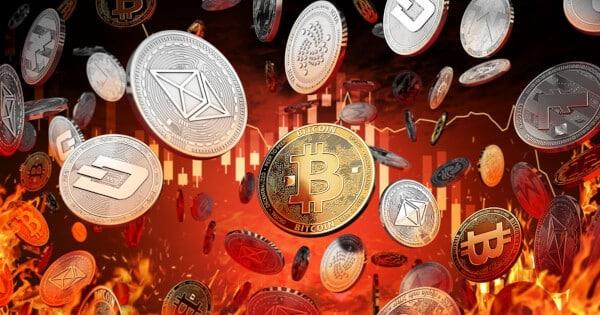 Les raisons de la chute du Bitcoin (BTC)