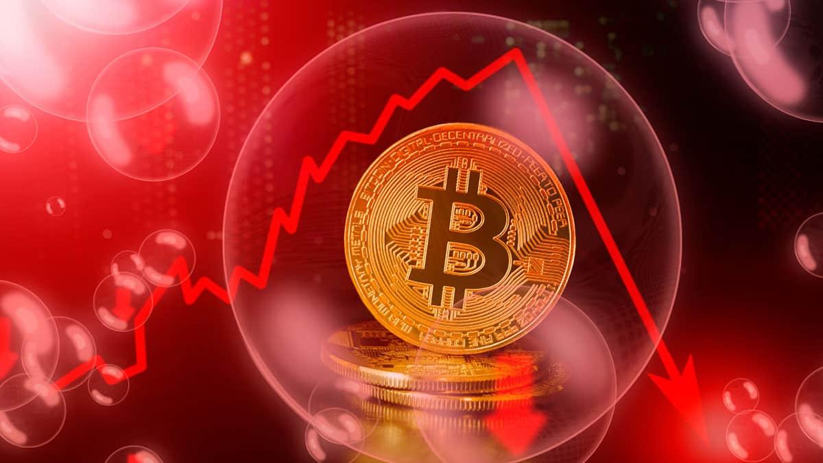 Bitcoin (BTC) : raisons de la chute du marché