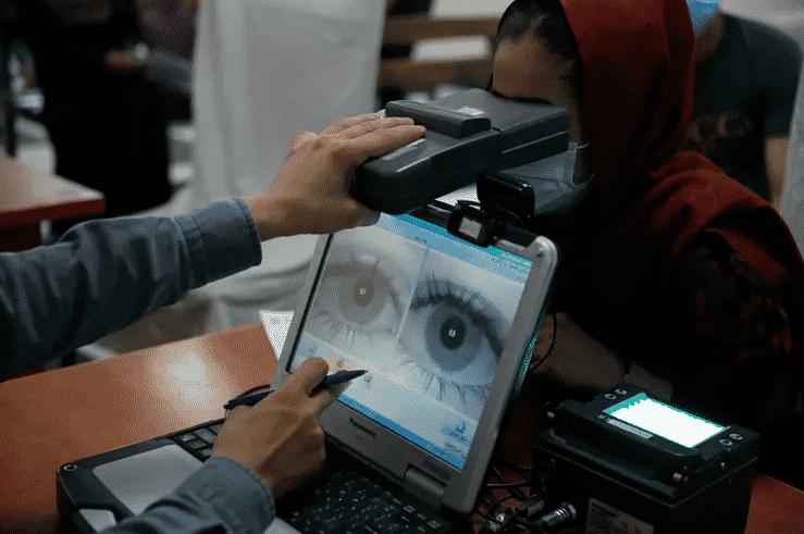 biometrics afghanistan